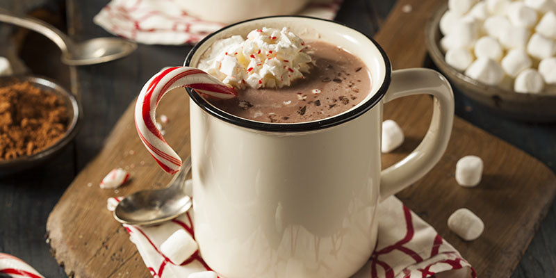 Peppermint Mocha Recipe - Holiday Coffee Recipes