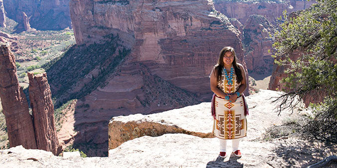 For Navajos, Desert 'Tea' Fosters Kinship with Heritage and