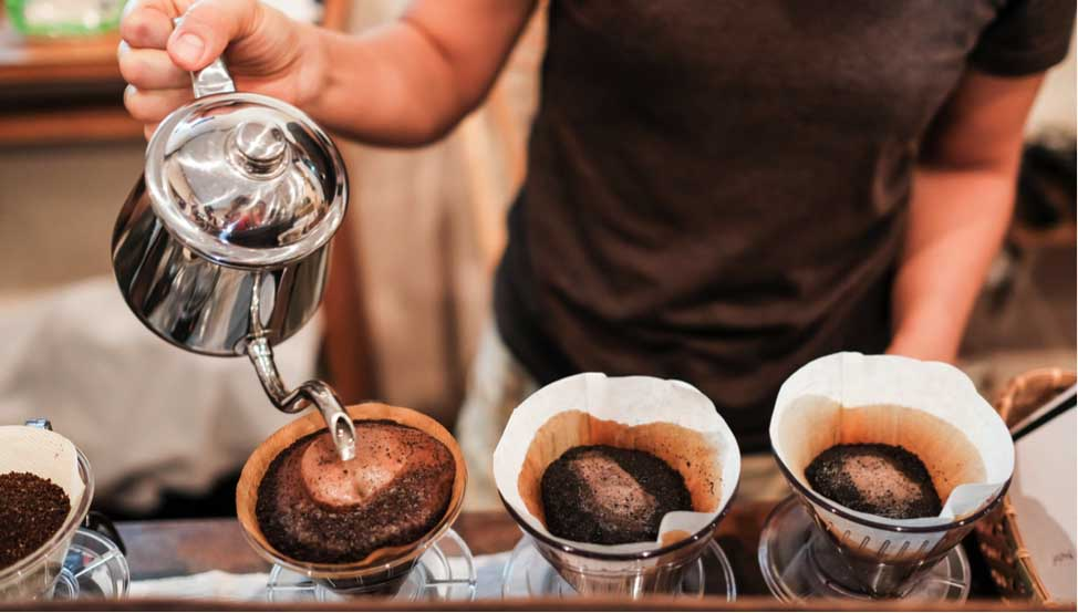 How to make the perfect pour-over coffee
