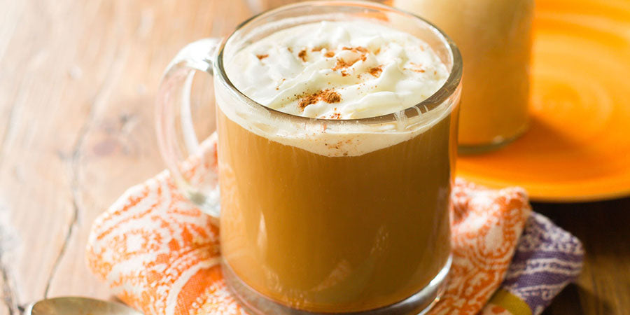 Pumpkin Spiced Latte Coffee Recipes
