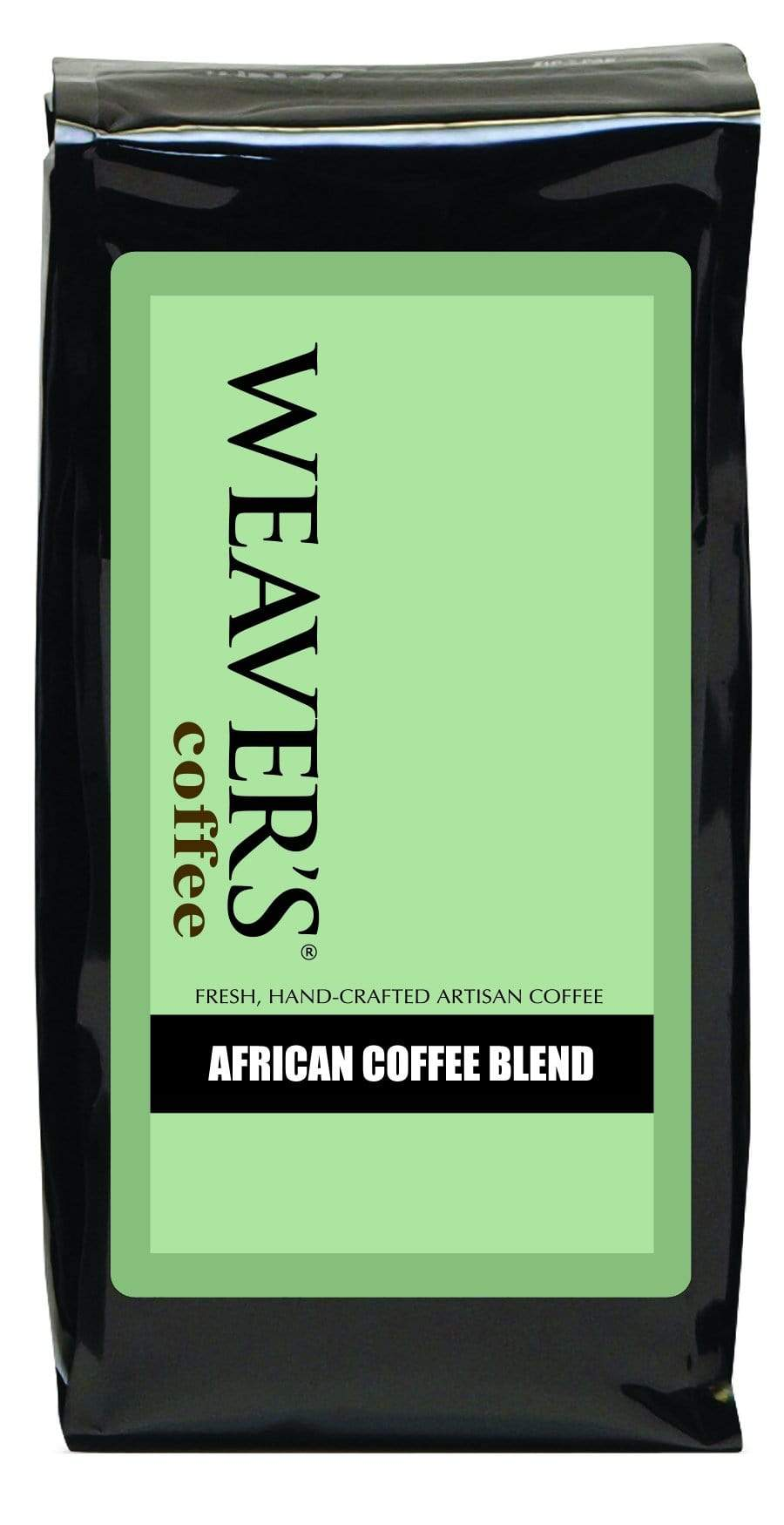 weaverscoffee.com African Coffee Blend