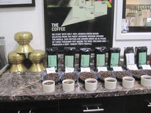 African Coffee and Coffee Cupping