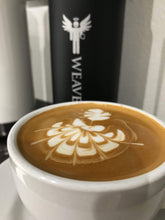 Jamaica Mountain Blue Coffee Latte Art
