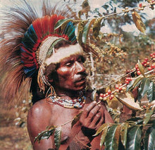 Papua New Guinea Coffee Farmer