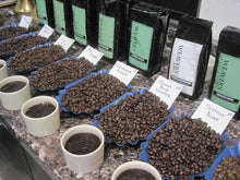 Coffee Cupping of Reserve Coffee