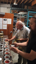 Large Tea Cupping