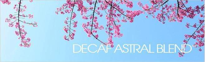 Decaf Astral Blend Coffee: Artisan Coffee For A Cause