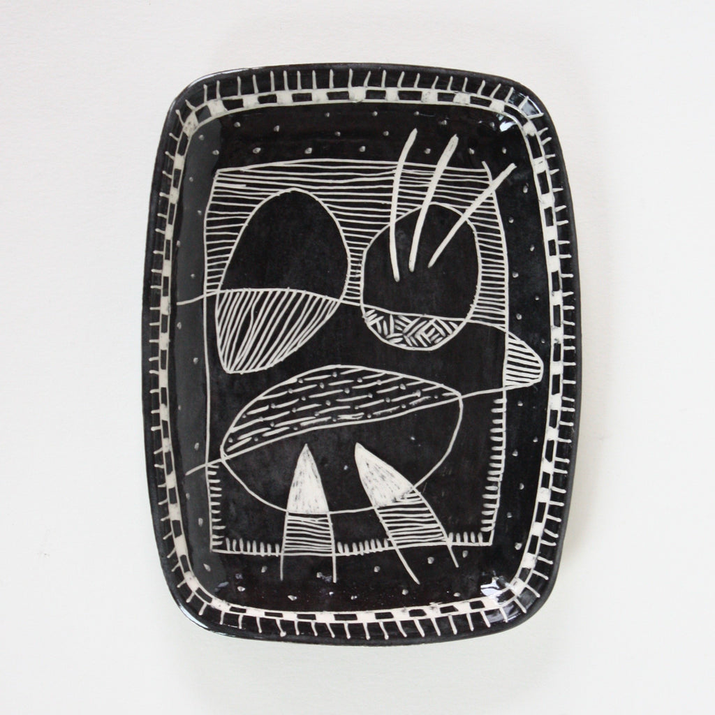 Rectangle Dish (0227)