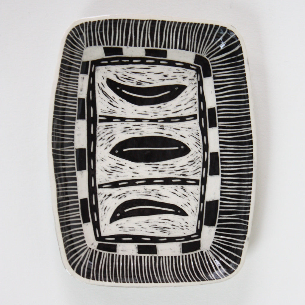 Rectangle Dish (0229)