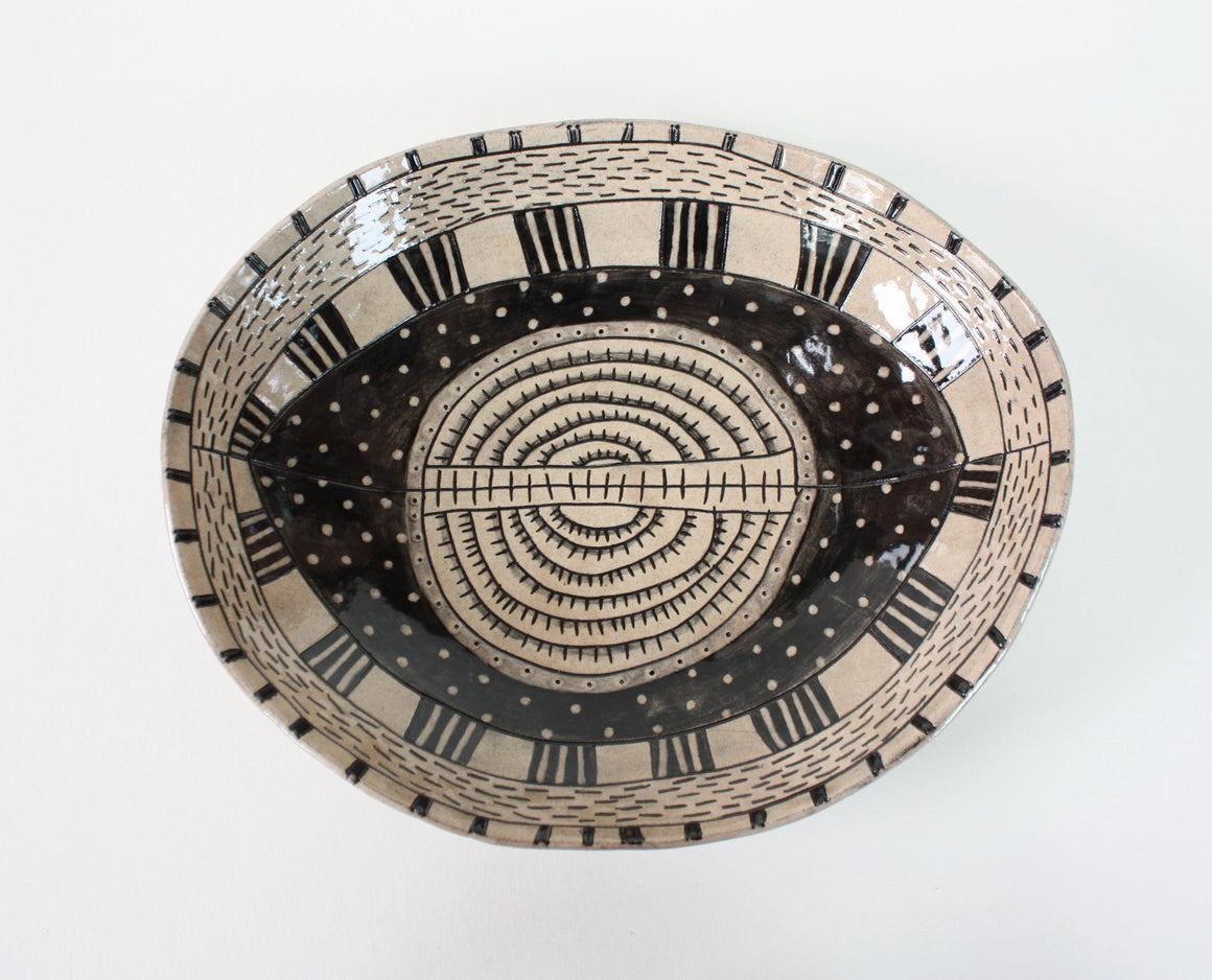Plate Bowl (0252)