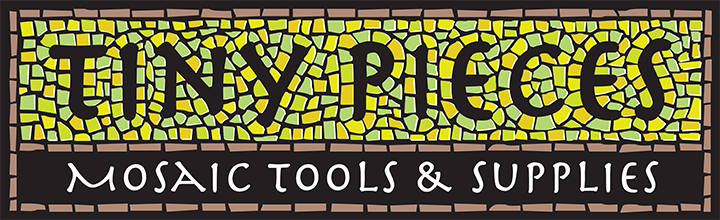 Tiny Pieces - Mosaic Tools & Supplies