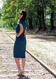 BEATNIK the bodycon dress - PDF sewing pattern