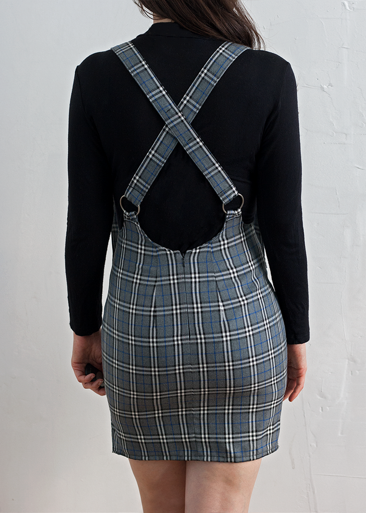 CARAFA the suspenders skirt - PDF sewing pattern