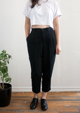 HALL the cropped trousers - PDF sewing pattern