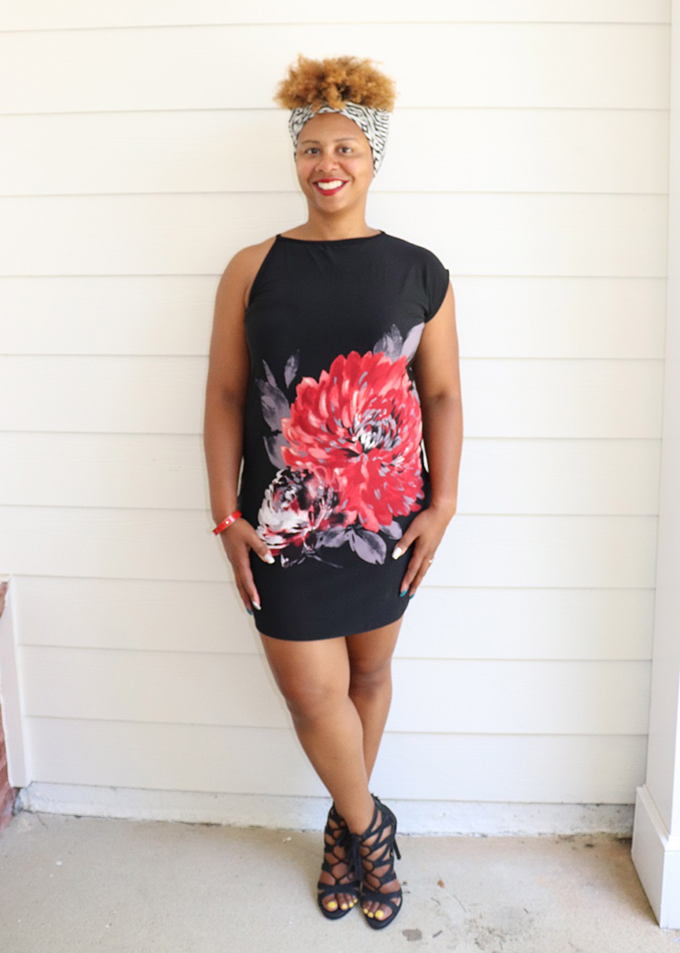 HARRY the asymmetric dress - PDF sewing pattern by Kommatia Patterns