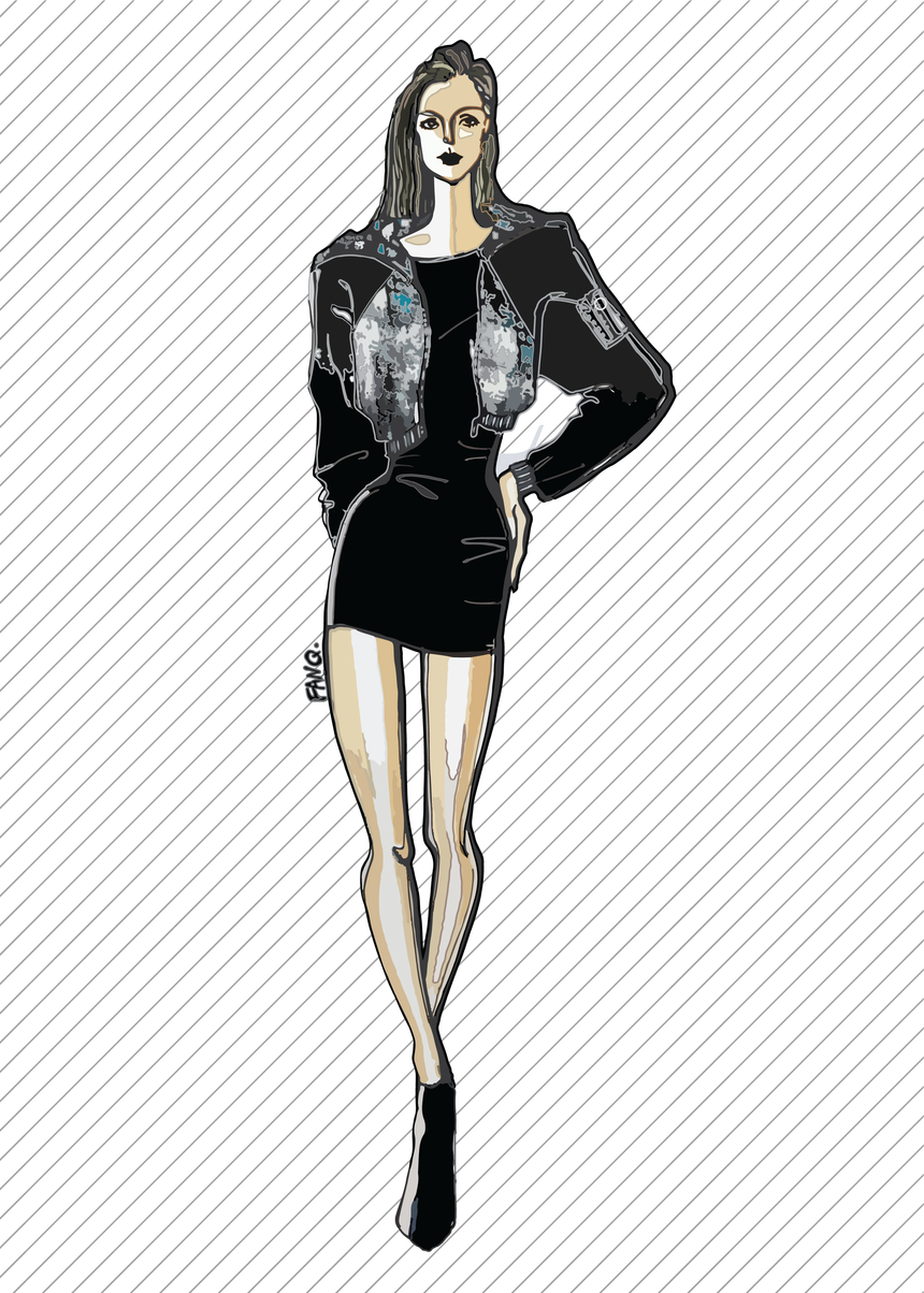 CANNES the bodysuit - PDF sewing pattern by Kommatia Patterns