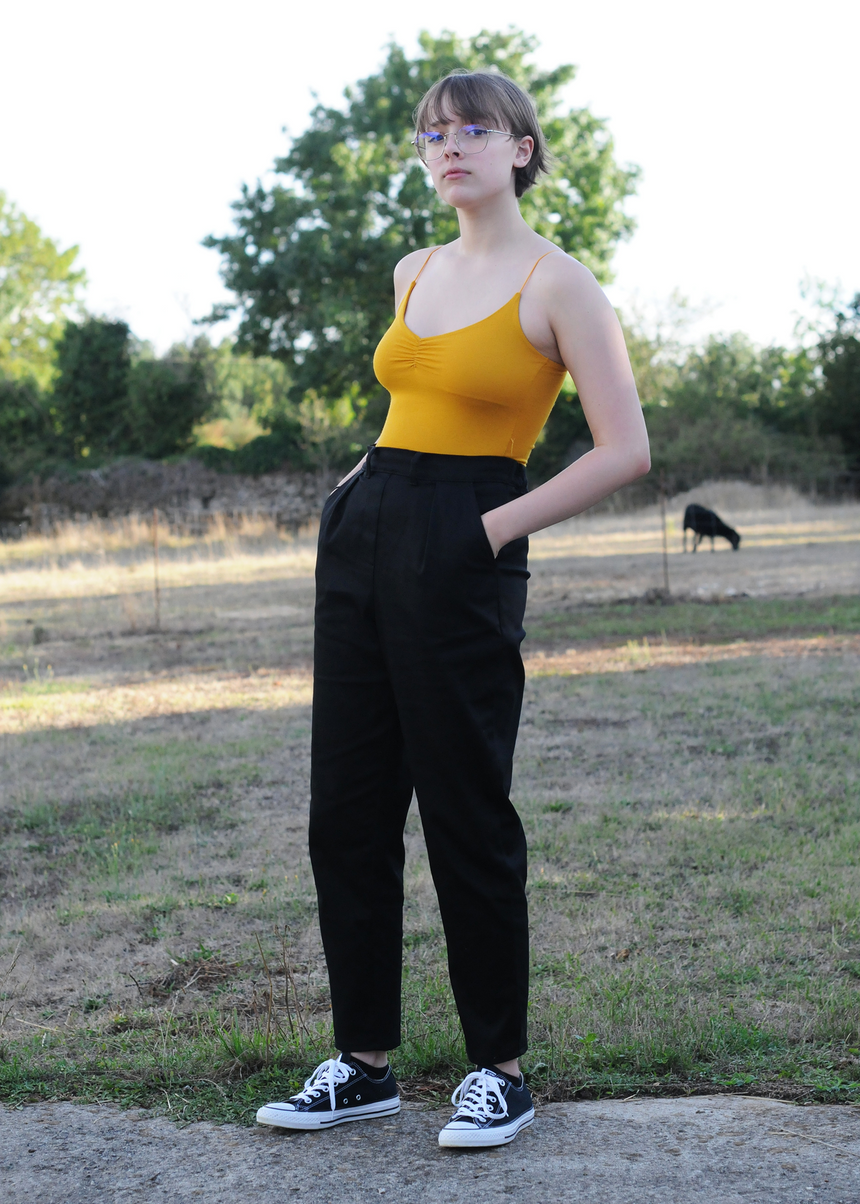 RACHEL the slim pants - PDF sewing pattern