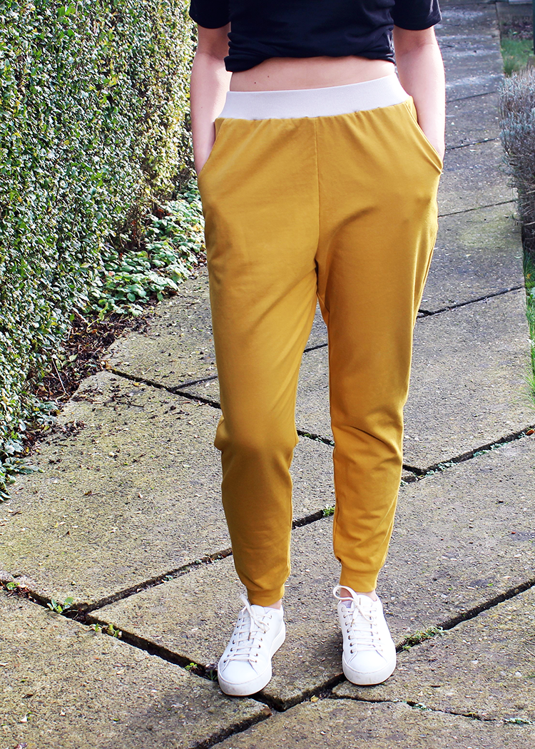 LANE the sweatpants - PDF sewing pattern by Kommatia Patterns