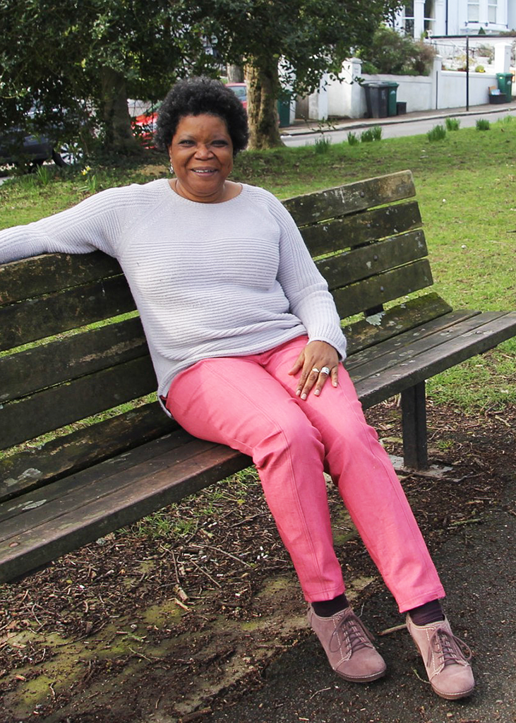 MILE END the skinny trousers - PDF sewing pattern by Kommatia Patterns