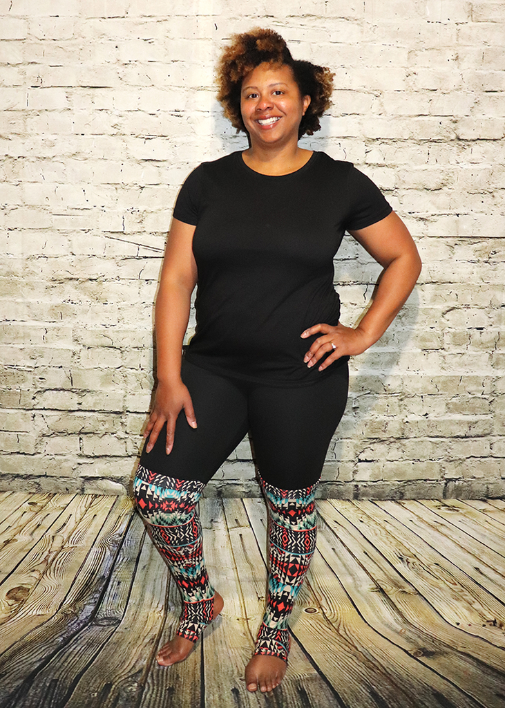 STUDIO the leggings - PDF sewing pattern by Kommatia Patterns