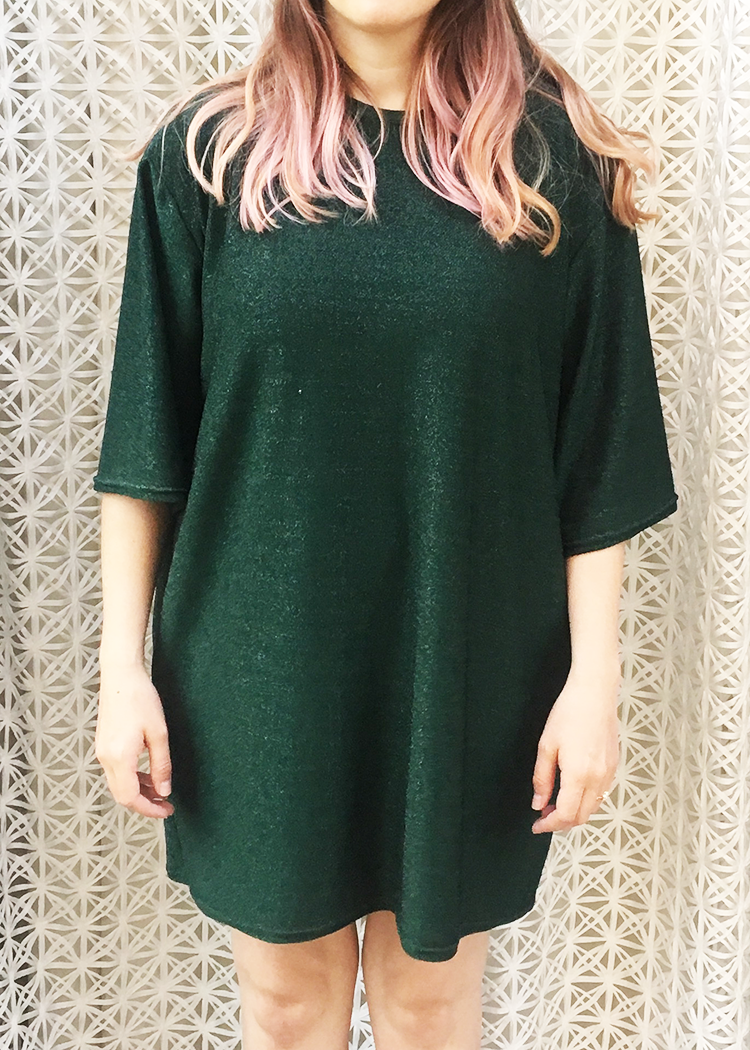 VOX the T-shirt dress/tunic - PDF sewing pattern by Kommatia Patterns