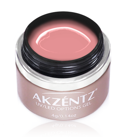 Akzentz Options Color - Charming Pink - The Nail Hub
