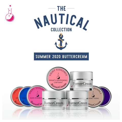 Light Elegance Buttercream - The Nautical Collection