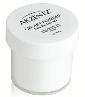Akzentz 3D Gel Art Powder & Tray - The Nail Hub
