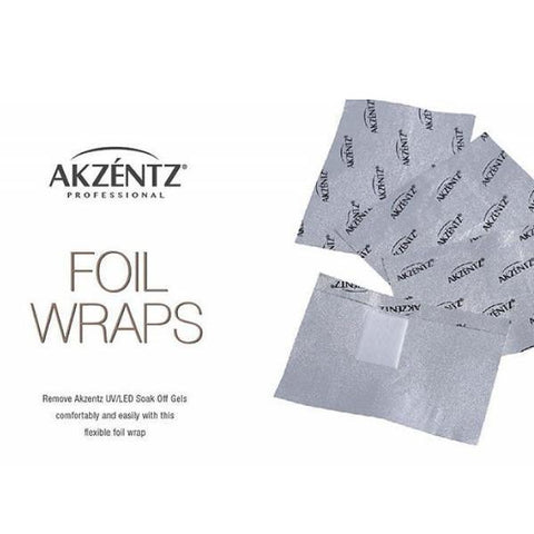 Akzentz Foil Wraps - The Nail Hub