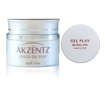 Akzentz Gel Play - Bling-On Gel - The Nail Hub