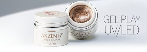 Akzentz Gel Play Certification Class Kit PRE-ORDER - The Nail Hub