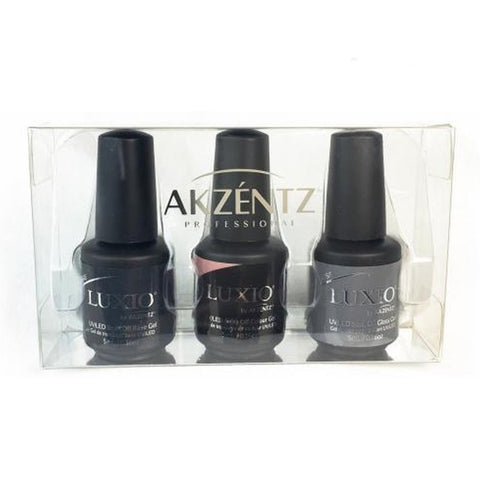 Akzentz Luxio Try-Me Sample Kit - The Nail Hub