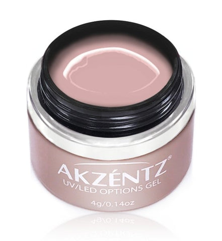 Akzentz Options Color - Apricot Delight - The Nail Hub