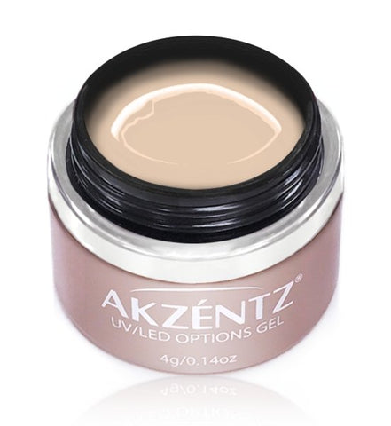 Akzentz Options Color - Bare - The Nail Hub