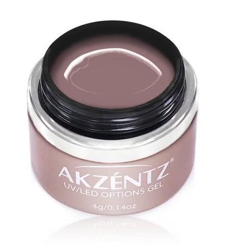 Akzentz Options Color - Berry Truffle - The Nail Hub