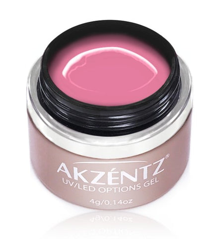 Akzentz Options Color - Blissful Pink - The Nail Hub