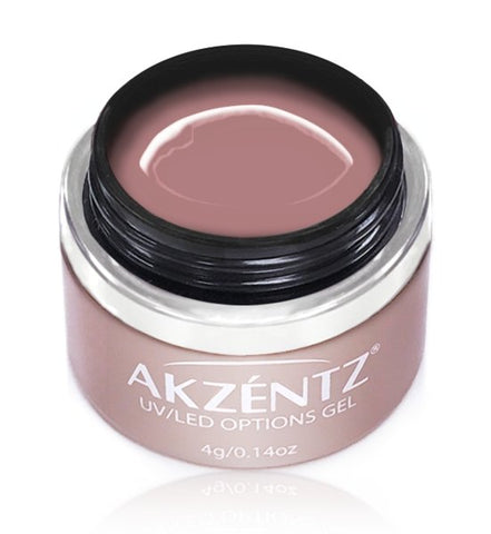 Akzentz Options Color - Blush A Bit - The Nail Hub