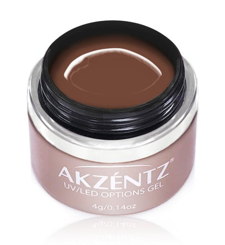 Akzentz Options Color - Divine Cocoa - The Nail Hub