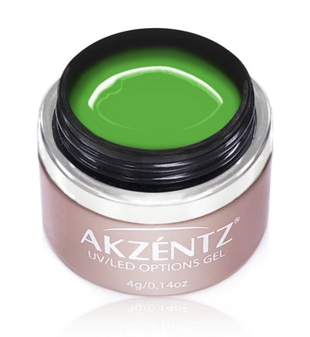 Akzentz Options Color - Glass Green - The Nail Hub