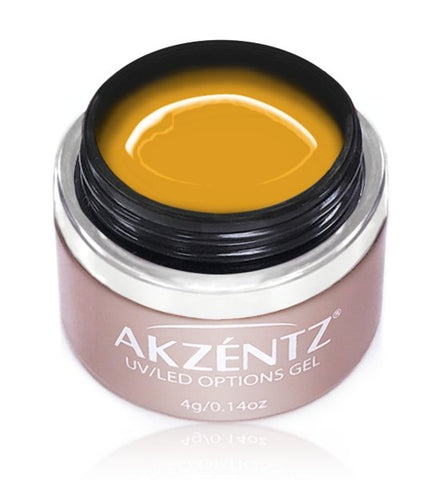 Akzentz Options Color - Goldenrod Yellow - The Nail Hub