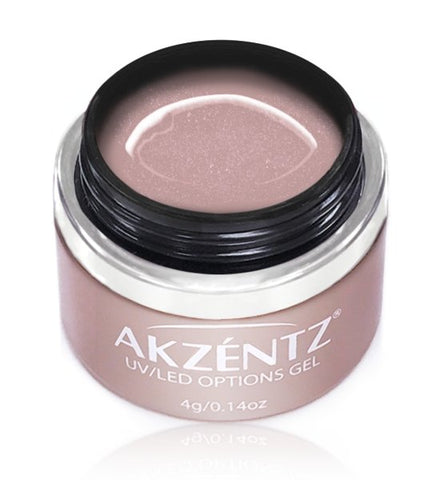 Akzentz Options Color - Ice Coral - The Nail Hub