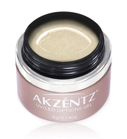 Akzentz Options Color - Ice Gold - The Nail Hub