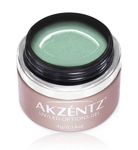 Akzentz Options Color - Ice Lime - The Nail Hub