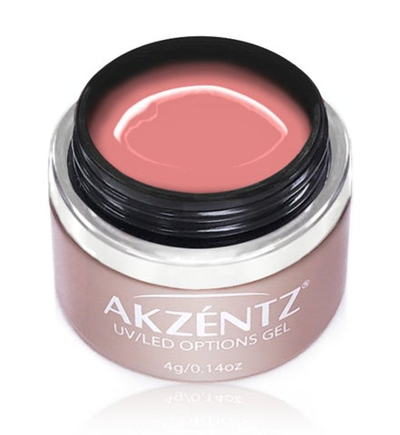 Akzentz Options Color - Just Peachy - The Nail Hub