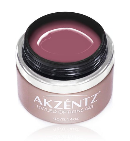 Akzentz Options Color - Misty Rose - The Nail Hub