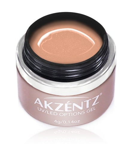 Akzentz Options Color - Peachy Keen - The Nail Hub