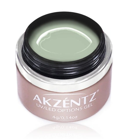 Akzentz Options Color - Tender Leaf - The Nail Hub