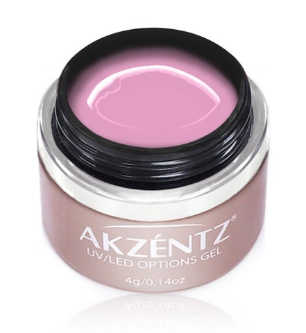 Akzentz Options Color - Tender Pink - The Nail Hub