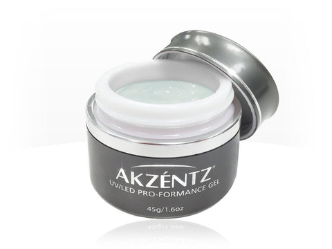 Akzentz Pro-Formance Hard Gel - Balance Clear - The Nail Hub