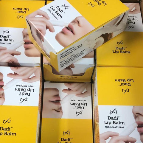 Famous Names - Dadi Lip Balm - The Nail Hub